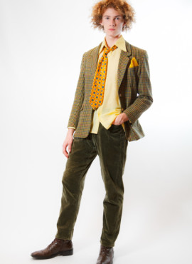 Костюм мужской в ретро стиле 50х — 60х годов , стиль Стиляги.
