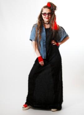 Костюм в стиле 80х — 90х — Образ девочки из Спайс Герлз