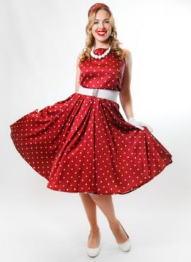 Ретро платье СССР