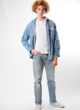 Костюм в стиле 90х годов —  Дилан из сериала «Элен и ребят»