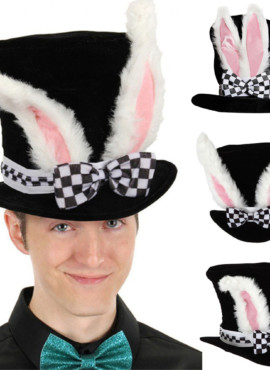 Шляпа белого кролика из фильма «Алиса в стране чудес»