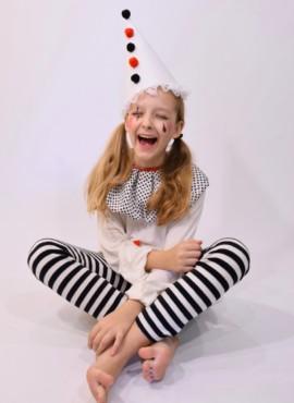 Арлекин / Старый клоун