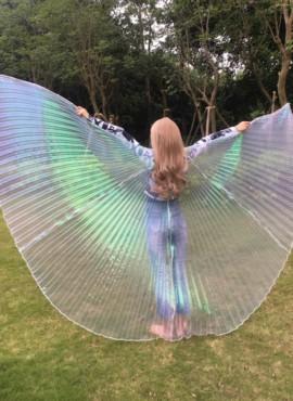 Большие перламутровые крылья / Жар-птица / Бабочка