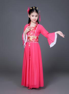 Китайский /Японский национальны костюм для девочки